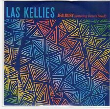(EQ338) Las Kellies, Jealousy ft Dennis Bovell - 2013 DJ CD