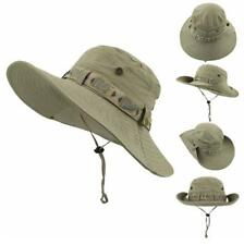 Fishing Sun Boonie Hat Summer UV Protection Cap Outdoor Hunting Hat Outdoor
