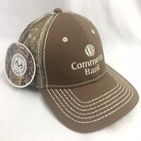 NWOT ASGROW SOYBEANS HAT BLACK//GREEN STRAPBACK EMBROIDERED FARMING AG H10