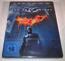 Batman: The Dark Knight (2008, Germany, Region Free) Steelbook NEW