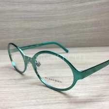 bc174b039006 Burberry Round Metal Green Be 1254 Eyeglasses 1177 Authentic 50mm