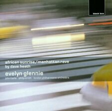 Dave Heath: African Sunrise / Manhattan Rave - Evelyn Glennie  (CD, 2000)