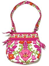 Vera Bradley Womens Small S Crossbody Shoulder Bag Lilli Bell Retired