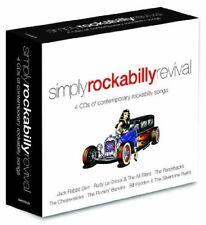 Simply Rockabilly Revival [CD]