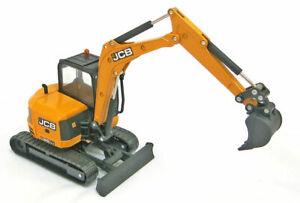 JCB 86C-1 Mini Excavator - 1/32