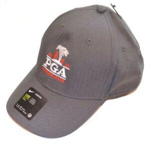2020 PGA CHAMPIONSHIP (Harding Park) -Grey- NIKE Performance Tech GOLF HAT