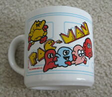 1980s Vintage Pac-Man Arcade Mug  FAST SHIPPING  Midway Pinky Ghost