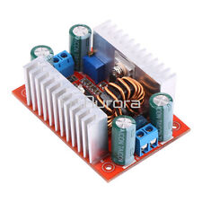 400W 15A DC Step-up Constant Current Power Supply LED Driver Boost Converter