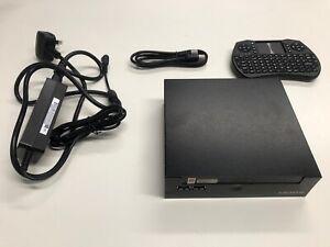 Mini Linux PC Ubuntu, 4GB RAM, 60GB SSD, Intel Graphics