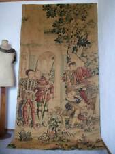 Fabulous French Antique Large Wall Tapestry