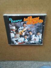 El Ejemplo by Los Tigres del Norte (CD, Dec1995, Fonovisa)