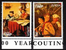 MOLDOVA / PMR Transnistria 2007 EUROPA: Scouting, MNH