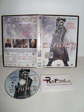 DVD FILM BLADE II WESTLEY SNIPES