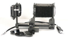 CANON AUTO Fuelle FD Mount + Doble Cable + Duplicator 35 + Tubo 50 (4619BL)