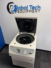 Themo Iec Fl40r Refrigerated Floor Centrifuge With Rotor And Buckets Free Ship