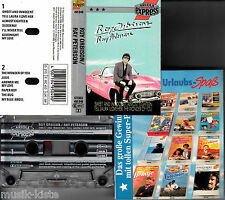 ROY ORBISON - RAY PETERSON ★ MC Musikkassette +Beilage