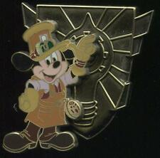 Mechanical Kingdom Collector's Set Mickey Completer LE 500 Disney Pin 76794