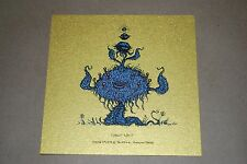 "Marq Spusta ""Sprout About"" 24k Metallic Gold Shimmer Mini Art Poster Print"