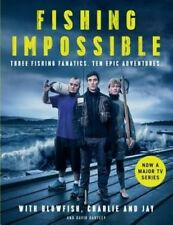 Fishing Impossible by Charlie Butcher - Hardcover Book - New