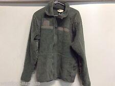 POLARTEC USGI ECWCS GEN III LEVEL 3 FLEECE COLD WEATHER COAT FOLIAGE XL / REG