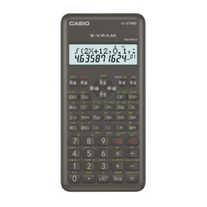 Genuine Casio FX-570MS 2nd edition Scientific Calculator For School