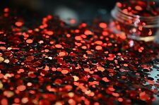 Beautiful Glitter Nail art Red devil For Acrylic & Gel Application