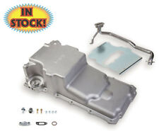 Holley GM LS Retro-fit Oil Pan for 1955-87 Muscle Car and Trucks - 302-2