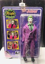 "DC The Joker 8"" Figures Toy Company Batman Classic TV Series 1966"