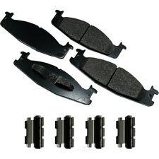 Disc Brake Pad Set-ProACT Ultra Premium Ceramic Pads Front Akebono ACT632