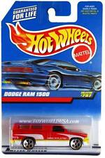 1998 Hot Wheels #797 Dodge Ram 1500 (5 hole wheels)