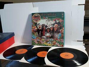 The Wombles Box set Records