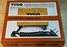 Vintage Tyco HO Electric Power Pack Train Transformer Model