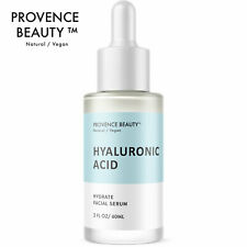 Provence Beauty Hydrate Hyaluronic Acid Facial Serum for Anti Aging - 2oz