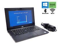 "Dell Latitude 7480 14"" Laptop Core i5-6300U 256GB SSD 16GB RAM Windows 10 **"