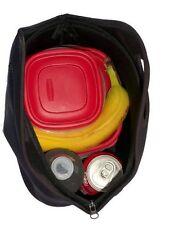 X-Large Insulating Neoprene Lunch Tote Bag, Machine Washable