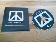 CD Rock Chickenfoot - Same / Untitled (11 Song) Promo EDEL / EAR cb Hagar Satria