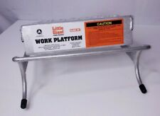 NEW Little Giant Ladder 375 lb. Rated Work Platform Ladder Accessory 10104
