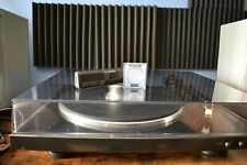 New listing Denon Dp-300F Turntable + Accessories + At-Vm95E/H Cartridge