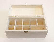 Professional Wooden Gold Acid Testing Box 10k14k18k22k Silver Plat Stone Slots