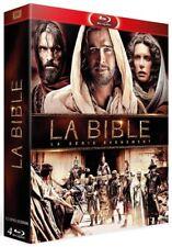 La Bible - coffret 4 blurays neuf/cello