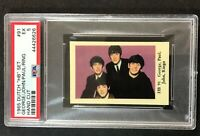 1965 Dutch HB Set #91 George/John/Paul/Ringo  The Beatles PSA 5 EX