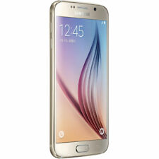 Samsung Galaxy S6 SM-G920T Gold T-mobile Unlocked Handy 32GB Smartphone