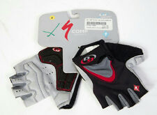 Specialized Women's  Comp Cycling Gloves Black/Red/Grey Small