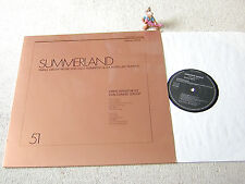 HANS HAIDER CAN CANDID Summerland 1975 GER LIBRARY LP SELECTED SOUND 9051, M-