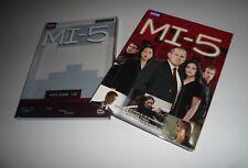 MI-5 Vol. 10 (2-Disc DVD Set) BBC Volume Ten Peter Firth, Richard Armitage Film