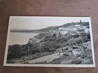 Irish postcard - Dalkey from Sorrento Park - Dublin - Ireland / Eire