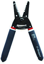 Ideal 45-119 Red, White and Blue T-Stripper Wire Strippers