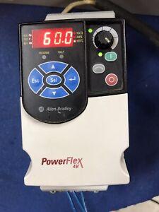 .5 Hp New 22F-A2P5N103 200-240V PowerFlex 4M  Single Phase to 3 Phase AC Drive