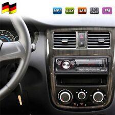 Car Autoradio Stereo Player Auto MP3/USB/AUX-IN FM Radio Head CV