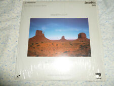laserdisc pal  -  Western light - Isham, Ackerman,deGrassi,Shadowfax,Liz Story